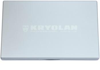 Kryolan Basic Eyes палітра тіней для повік 18 відтінків