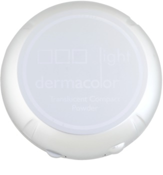 Kryolan Dermacolor Light Day kompaktní pudr se zrcátkem a aplikátorem