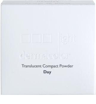 Kryolan Dermacolor Light Day pudra compacta cu oglindă si aplicator