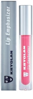 Kryolan Basic Lips luciu de buze pentru un volum suplimentar