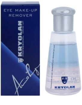 Kryolan Basic Removal removedor de maquilhagem de olhos bifásico