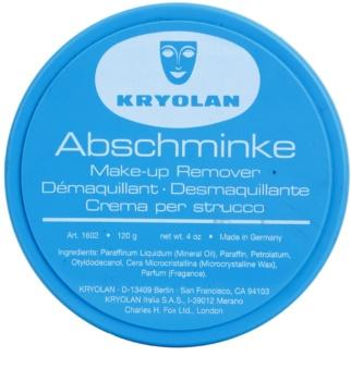Kryolan Basic Removal vazelína k odlíčení odolného make-upu velké balení