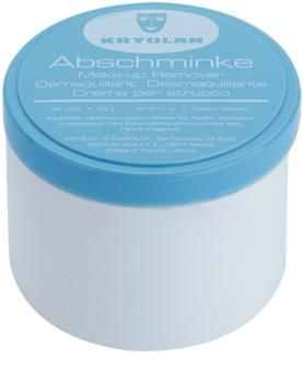 Kryolan Basic Removal vazelína na odličovanie odolného make-upu veľké balenie