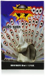 Kung Fu Panda 2 Lord Shen eau de toilette gyermekeknek 50 ml