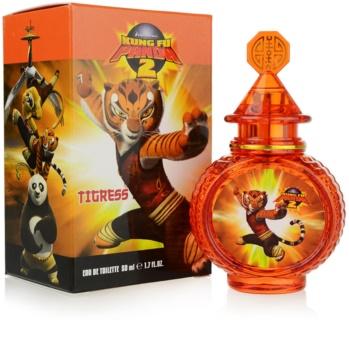 Kung Fu Panda 2 Tigress toaletní voda pro děti 50 ml