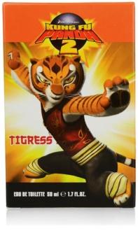 Kung Fu Panda 2 Tigress eau de toilette pentru copii 50 ml