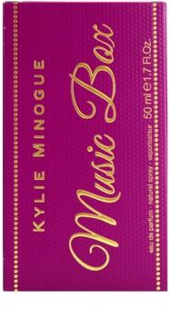 Kylie Minogue Music Box eau de parfum pour femme 50 ml