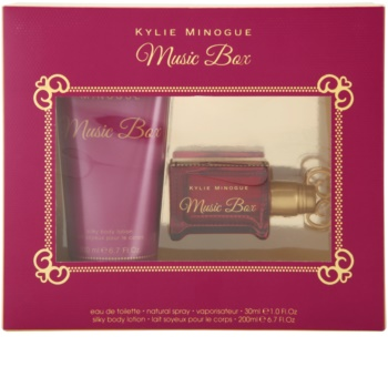 Kylie Minogue Music Box Gift Set I.