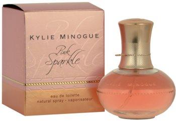 Kylie Minogue Pink Sparkle Eau de Toilette para mulheres 30 ml