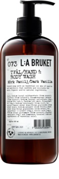 L:A Bruket Body tekoče milo z vanilijo