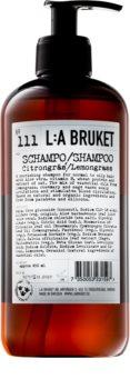 L:A Bruket Hair šampón pre normálne až mastné vlasy