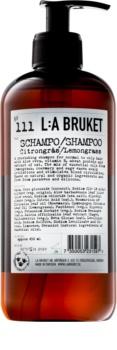L:A Bruket Hair шампоан  за нормална към омазняваща се коса