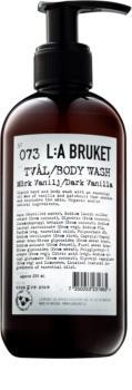 L:A Bruket Body sapun lichid cu vanilie