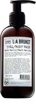 L:A Bruket Body рідке мило з ваніллю