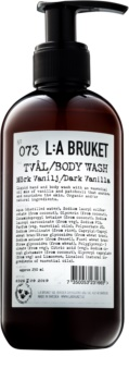 L:A Bruket Body υγρό σαπούνι με βανίλια