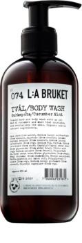 L:A Bruket Body tekoče milo z izvlečki kumarice
