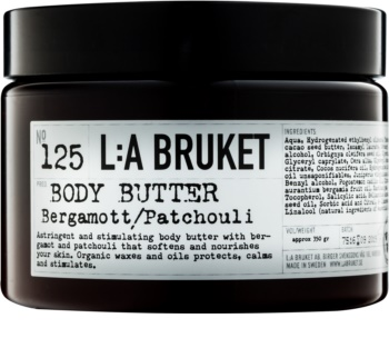 L:A Bruket Body Körperbutter mit Bergamotte und Patschuli