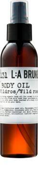 L:A Bruket Body Wild Rose Body Oil