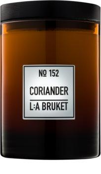 L:A Bruket Home Coriander dišeča sveča  260 g