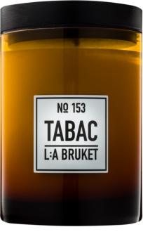 L:A Bruket Home Tabac dišeča sveča  260 g