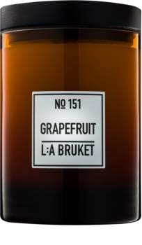 L:A Bruket Home Grapefruit Scented Candle 260 g