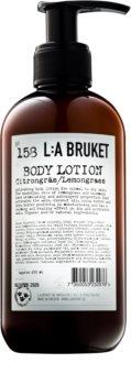 L:A Bruket Body tělové mléko s citronovou trávou