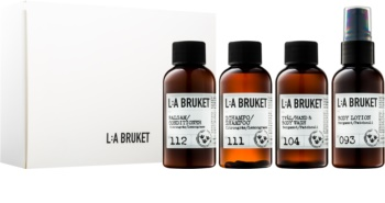 L:A Bruket Body Travel Set I.