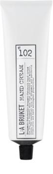 L:A Bruket Body Bergamot and Patchouli Hand Cream