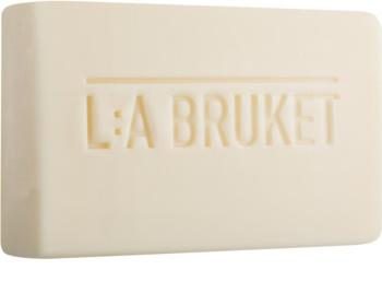 L:A Bruket Body тверде мило з шавлією, розмарином та лавандою