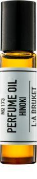 L:A Bruket Body parfémovaný olej pre lepšie sústredenie