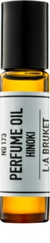 L:A Bruket Body Perfumed Oil for Better Concentration