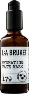 L:A Bruket Face hydratační pleťová maska