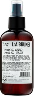 L:A Bruket Face čisticí emulze s fenyklovými semínky