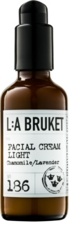 L:A Bruket Face Light Lavender and Chamomile Cream