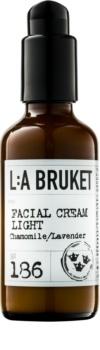L:A Bruket Face Light Lavender and Chamomile Cream