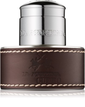 La Martina Cuero Hombre Eau de Toilette for Men 50 ml