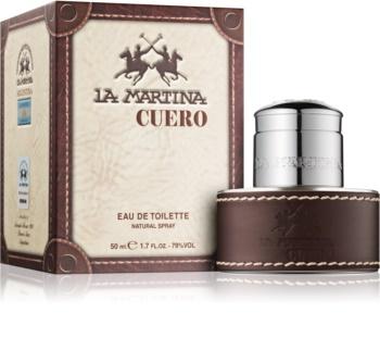 La Martina Cuero Hombre toaletná voda pre mužov 50 ml