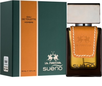 La Martina Sueno Hombre Eau de Toilette for Men 50 ml