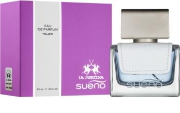 La Martina Sueno Mujer Eau de Parfum Damen 50 ml
