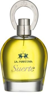 La Martina Suerte Eau de Toilette für Herren 100 ml
