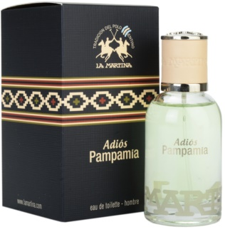 La Martina Adios Pampamia Hombre eau de toilette pentru barbati 50 ml