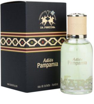 La Martina Adios Pampamia Hombre woda toaletowa dla mężczyzn 50 ml
