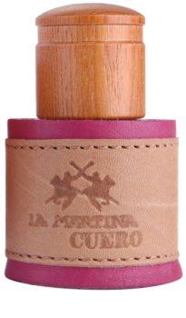 La Martina Cuero Mujer toaletní voda pro ženy 50 ml