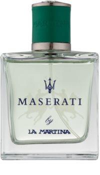 La Martina Maserati eau de toilette férfiaknak 100 ml