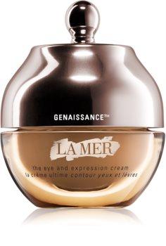 La Mer Genaissance energizující a vyhlazující krém na okolí očí a rtů