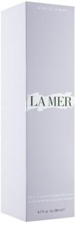 La Mer Blanc aufhellendes Gesichtswasser gegen den dunklen Flecken
