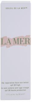 La Mer Sun opaľovací krém na tvár SPF 30