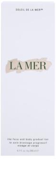 La Mer Sun samoporjavitveni losjon za telo in obraz