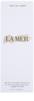 La Mer Sun молочко для автозасмаги для тіла та обличчя