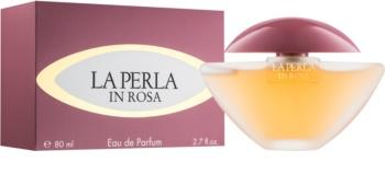 La Perla In Rosa Eau De Parfum eau de parfum nőknek 80 ml